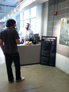 Benchwarmers Coffee