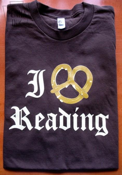 I pretzel reading
